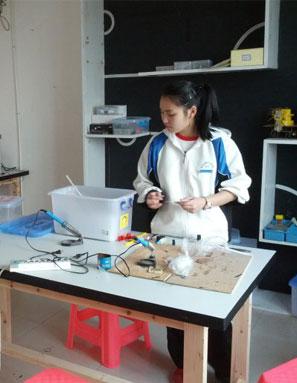 温州中学创客实验