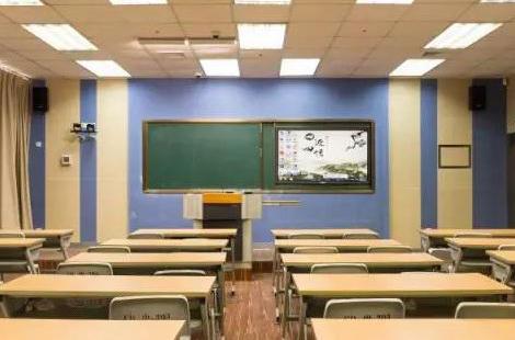 2018年中小学智慧教育发展与创新应用研讨会录播教室